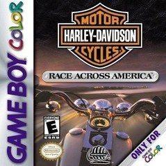 Harley Davidson Race Across America