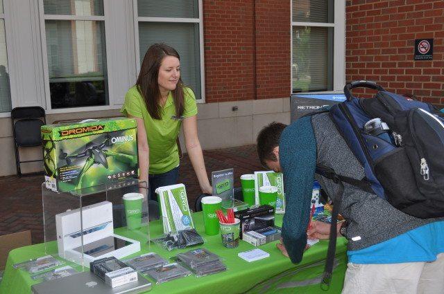 UNCC Vendor Fair – August 27, 2015